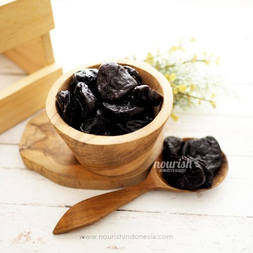 Foto Produk Dried Prune (Plum Kering) 250gr dari Nourish Indonesia