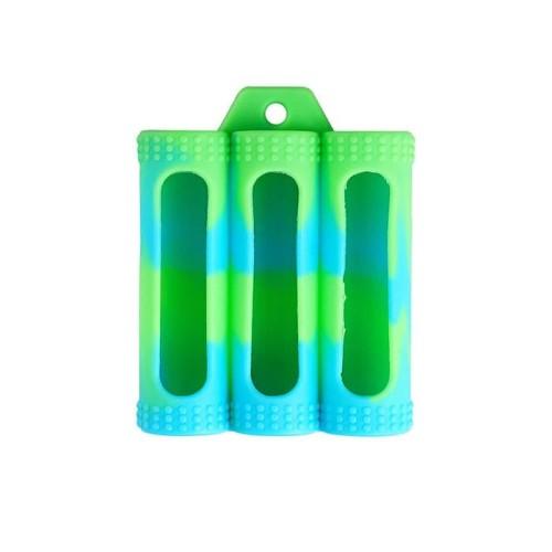 Foto Produk Coil Master 18650 Silicone Battery Case 100% Authentic - 2 Slot dari Dosellstore
