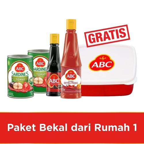Foto Produk ABC Paket Bekal Dari Rumah 1 dari HEINZ ABC Official Store