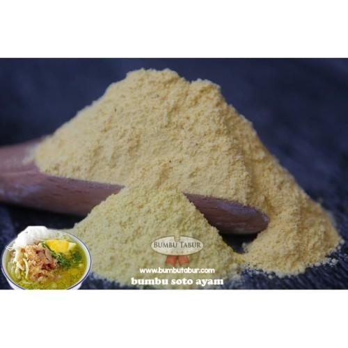 Foto Produk BUMBU TABUR SOTO AYAM HALAL FOOD GRADE 1 KG dari OmaEmi Surabaya