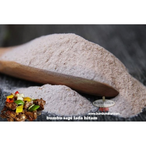 Foto Produk BUMBU TABUR SAPI LADA HITAM KUALITAS TERJAMIN 1KG dari OmaEmi Surabaya