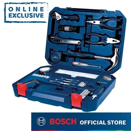 Foto Produk Bosch Home DIY Tools Set / Alat Multi Fungsi Set 108pcs dari Bosch Power Tools