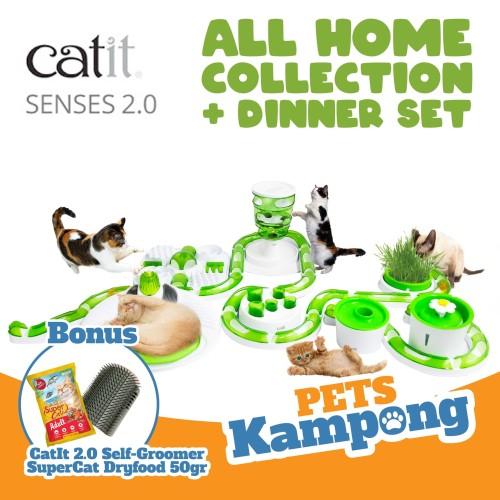 Foto Produk Catit Sense 2.0 All Home Collection Set + Dinner Set dari Pets Kampong