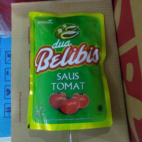 Foto Produk Dua Belibis Saus Tomat 1kg dari cubeecubee