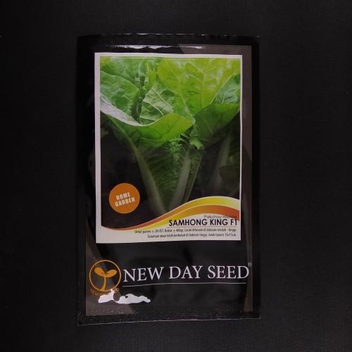 Foto Produk Benih Sawi Samhong King F1 Original Pack New Day Seed dari Genuine MB Stuff
