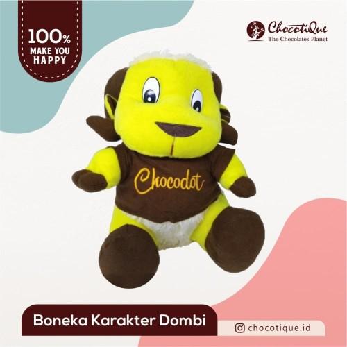 Foto Produk BONEKA KARAKTER DOMBI CHOCODOT dari Chocodot Official Shop