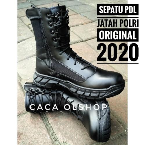 Foto Produk Sepatu Pdl Jatah Polri Baru - 37 dari Caca_Olshop