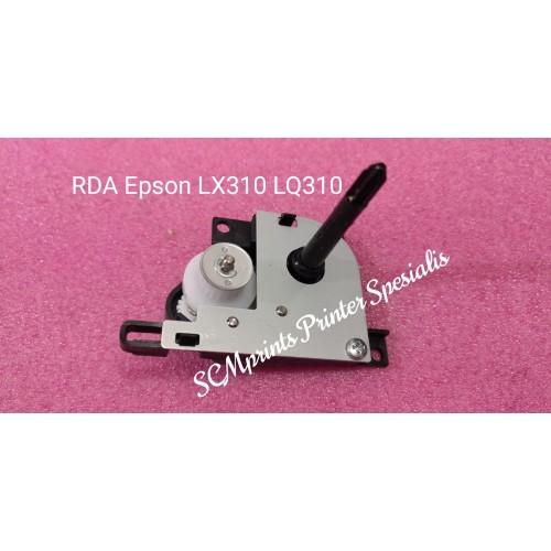 Foto Produk Gear Ribbon RDA LX310 RDA LQ310 Gir Pemutar Pita Ribbon Epson LX-310 dari SCMprints Printer Spesialis