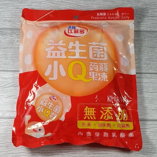 Foto Produk Minuman Jelly Xiao Q rasa buah (Import) - Peach dari Suang_Olshop