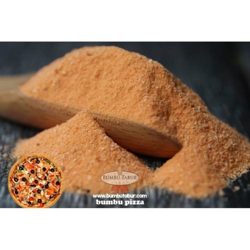 Foto Produk BUMBU TABUR PIZZA PEDAS FOOD GRADE KEMASAN 1KG dari OmaEmi Surabaya