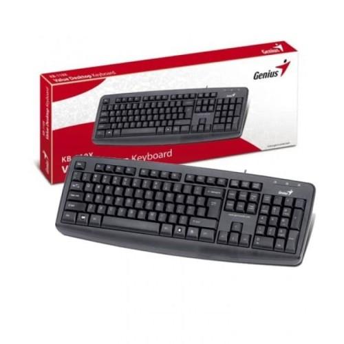 Foto Produk Keyboard Genius PS2 KB-C100 Ori dari GoldenCrown_Com
