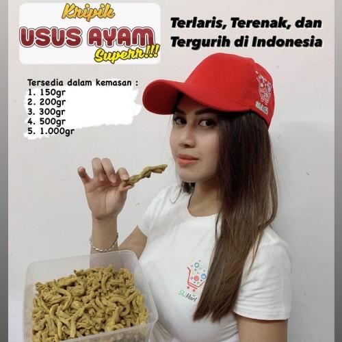 Foto Produk Kripik Usus Ayam 1kg Super dari SAJ Mart