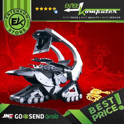 Foto Produk PRIME Gaming TANK Chair - Electric Controller - Support / Kursi Gaming dari Enter Komputer Official