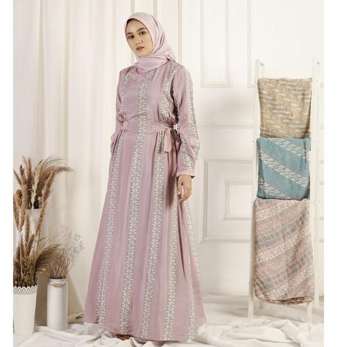 Foto Produk Longdress Silvi Mamamia Silk dari Qonita Batik Official