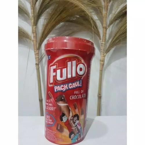 Foto Produk Fullo Pack Gaul Jar 300 gr/fullo/fullo coklat/fullo pack gaul dari sollahcell