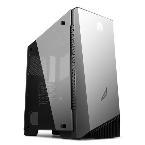 Foto Produk CASING PC Digital Alliance CHASSIS N9 GAMING BLACK tanpa PSU dari kharismakencana