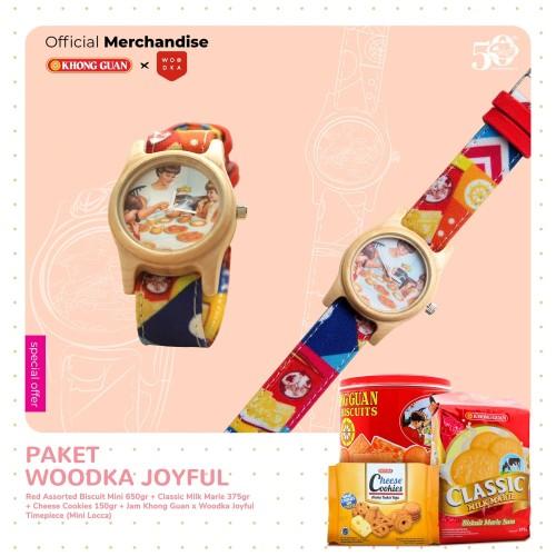Foto Produk Paket Woodka Joyful dari Khong Guan Biscuits Shop