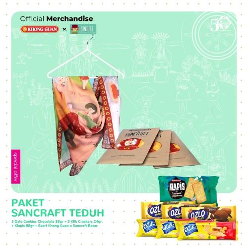 Foto Produk Paket Sancraft Teduh dari Khong Guan Biscuits Shop