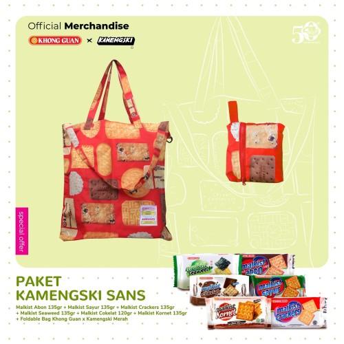 Foto Produk Paket Kamengski Sans dari Khong Guan Biscuits Shop