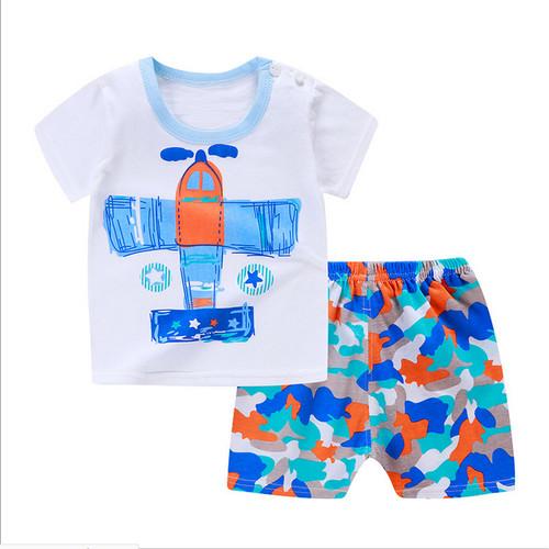 Foto Produk Baju Balita lucu / Kaos Anak / Tshirt Anak BELI 3 Lebih Murah Seri 1 - 04 - Pesawat, S dari theoncantra