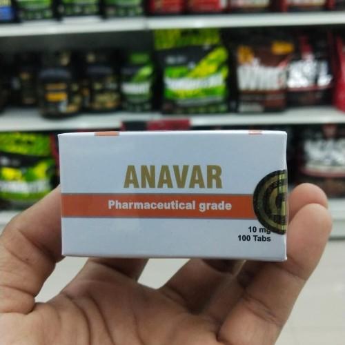 Foto Produk Anavar golds pharma anavar gold pharma oxandroline alpha pharma keifei dari Nutrisi Gym