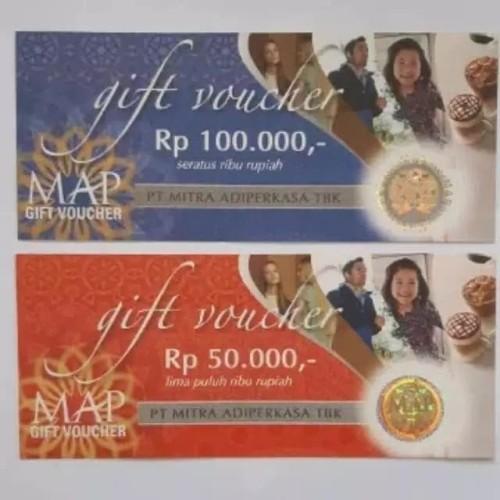 Foto Produk Promo Gift Map dari Mekalindo Store