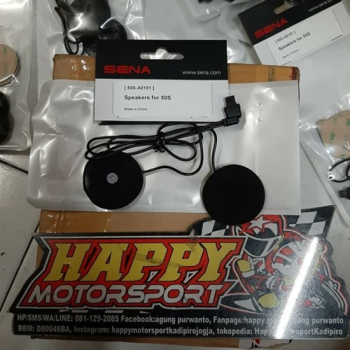 Foto Produk Sena Speaker For 50s dan 50r Original by Sena dari Happy MotorsportKadipiro