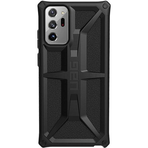 Foto Produk Case Samsung Note 20 Ultra / Note 20 UAG Monarch Rugged Lightweight - Black Leather, Note 20 Ultra dari Spigen Indonesia