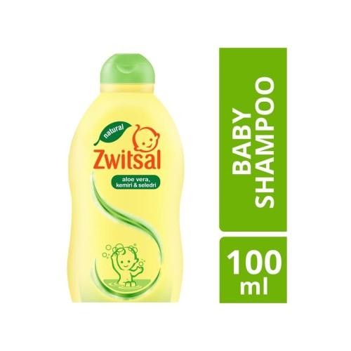 Foto Produk Zwitsal Baby Shampoo Natural 100Ml dari Raffardhan olshop