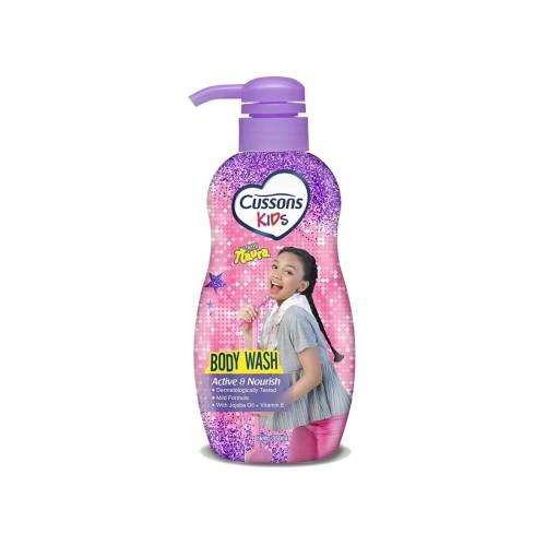 Foto Produk Cussons Kids Body Wash Active&Nourish 350Ml dari Raffardhan olshop