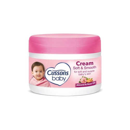 Foto Produk Cussons Baby Cream Soft & Smooth 50G dari Raffardhan olshop