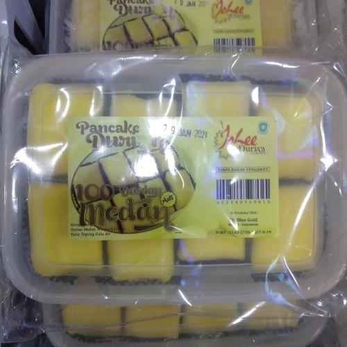 Foto Produk Pancake Durian Medan 8's (Khusus Grab/Gojek) dari cubeecubee