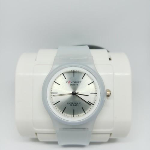 Foto Produk jam tangan favorite AF17 water resistant - Putih dari Lylo OlShop