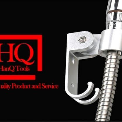 Foto Produk Hanger Shower dudukan cantolan shower mandi toilet gantungan holder - SKRUP TEMBOK dari HanQ Tools