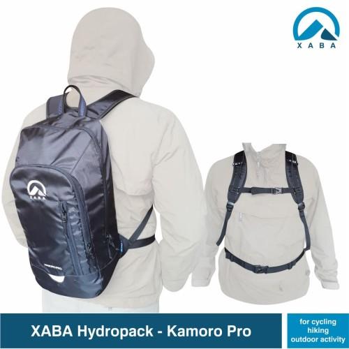 Foto Produk Tas Ransel Olahraga Sepeda - Kamoro 14 Liter - XABA Hydropack dari XABA