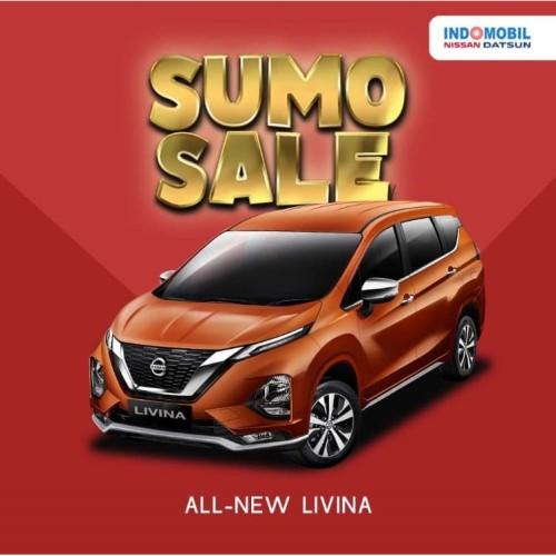 Foto Produk Nissan New Livina 1.5 SPT 3 dari Indomobil Nissan Datsun