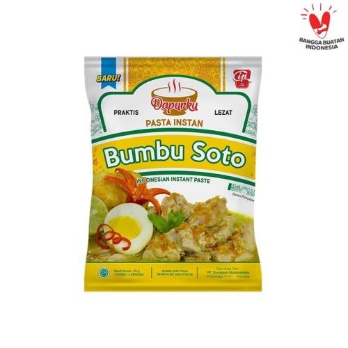 Foto Produk DAPURKU Bumbu Pasta Instan Soto 50g dari Cip Official Store