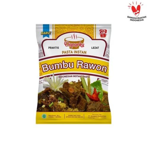 Foto Produk DAPURKU Bumbu Pasta Instan Rawon 50g dari Cip Official Store