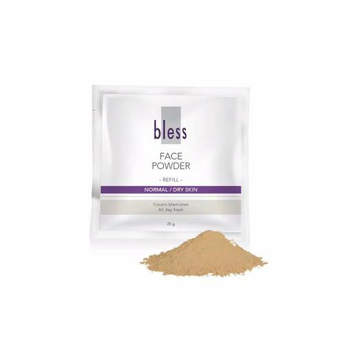 Foto Produk Bless Cosmetics Refill Face Powder - Beige dari Bless Cosmetics ID
