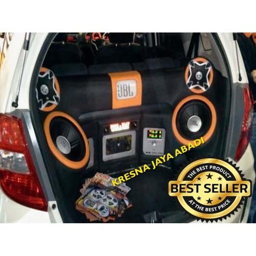 """Foto Produk PAKET AUDIO JBL UNTUK SEMUA MOBIL """"SOUND QUALITY LEVEL"""" dari KRESNA CAR ACCESORIES"""