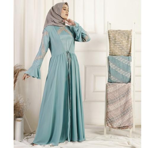 Foto Produk Gaun Ayuna MK dari Qonita Batik Official