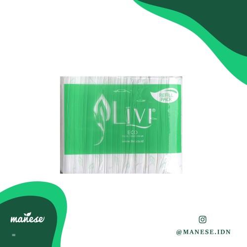 Foto Produk Tissue Livi ECO Facial Refill 600s dari Manese Cibubur