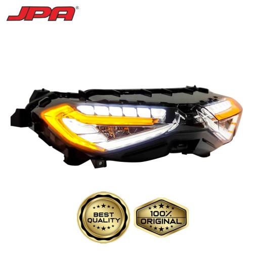 Foto Produk Lampu Stop / Rem + Sen 3 in 1 All New Nmax 2020 JPA Original - Senja Putih-Red dari GMA Product Series
