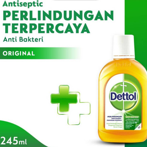 Foto Produk Dettol Liquid Antiseptik 245 ml dari Healthy1