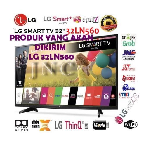 Foto Produk SMART TV 32 Inch LG 32LM630 - Digital TV Garansi RESMI LG dari Toko-JnC