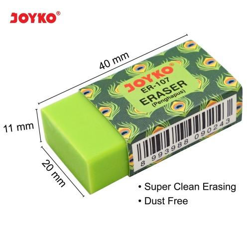 Foto Produk Eraser / Penghapus Joyko ER-107 dari JOYKO Official