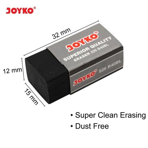 Foto Produk Eraser / Penghapus Joyko 526-B40BL dari JOYKO Official