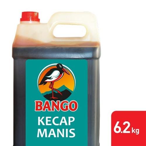 Foto Produk Bango Kecap Manis Jerigen 6.2kg dari Unilever Food Solution