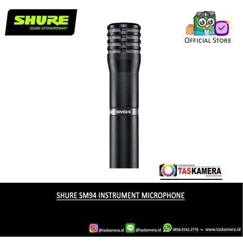 Foto Produk SHURE SM94 Instrument Microphone - SHURE Microphone dari taskamera-id