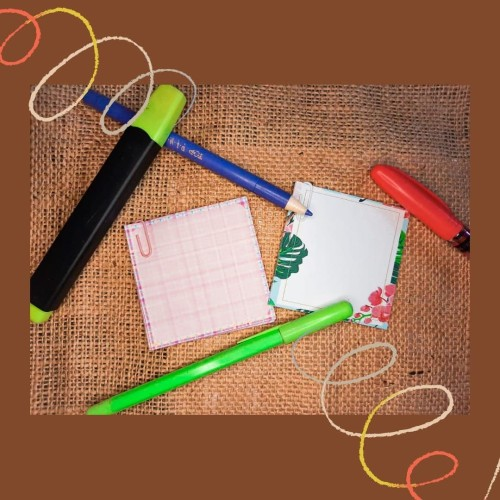 Jual Notes Aesthetic Untuk Memo Dan Catatan Background Foto Kab Badung Paperdesign Indo Tokopedia